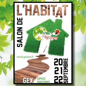 Salon de l'habitat de gex espace perdtemps pays-de-gex gexpo pgpa paysagiste jardinier