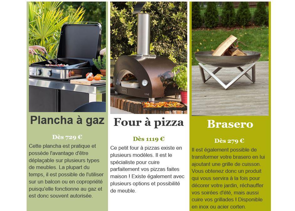 paysagiste pays de gex jardinerie barbecue plancha brasero jardin outdoor